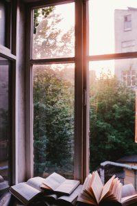 Stora fönster